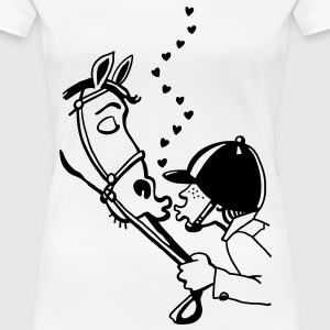 Pony Freak T-Shirts - Women's Premium T-Shirt