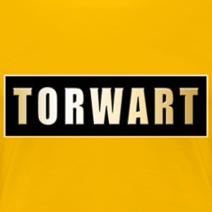 Torwart T-Shirts - Frauen Premium T-Shirt