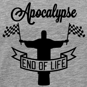Apocalypse | End of life T-Shirts - Premium-T-shirt herr