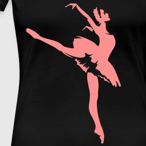 Dancer T-Shirts - Women's Premium T-Shirt