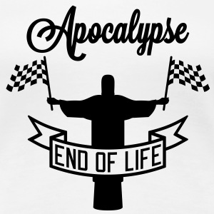 Apocalypse | End of life T-Shirts - Premium T-skjorte for kvinner