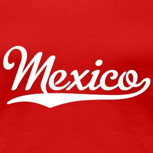 Mexico T-Shirt - Frauen Premium T-Shirt