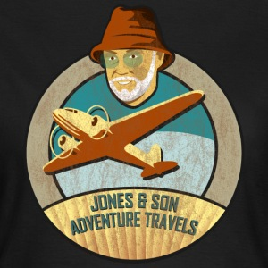 Jones Adventure Travels, Colour T-Shirts - Frauen T-Shirt