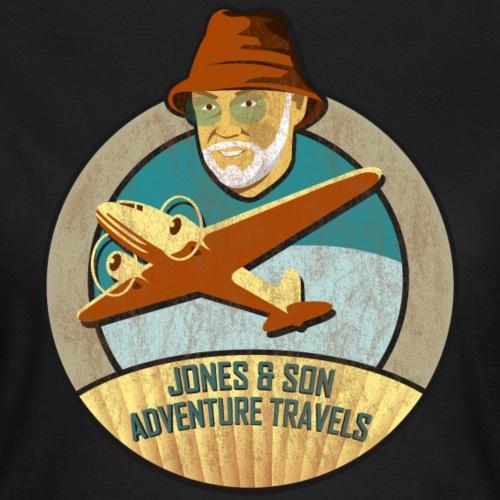 Jones Adventure Travels, Colour