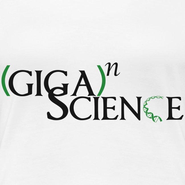 giga science women's t-shirt
