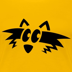 Raccoon2.0 - Frauen Premium T-Shirt
