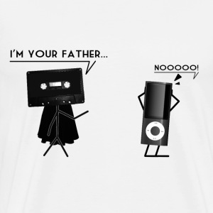 I'm your father... Tee shirts - T-shirt Premium Homme