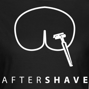 aftershave - Frauen T-Shirt
