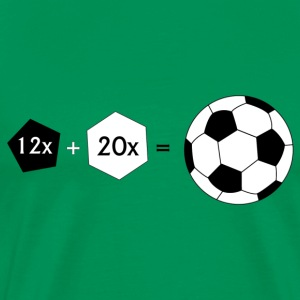 Ball Puzzle  T-Shirts - Men's Premium T-Shirt