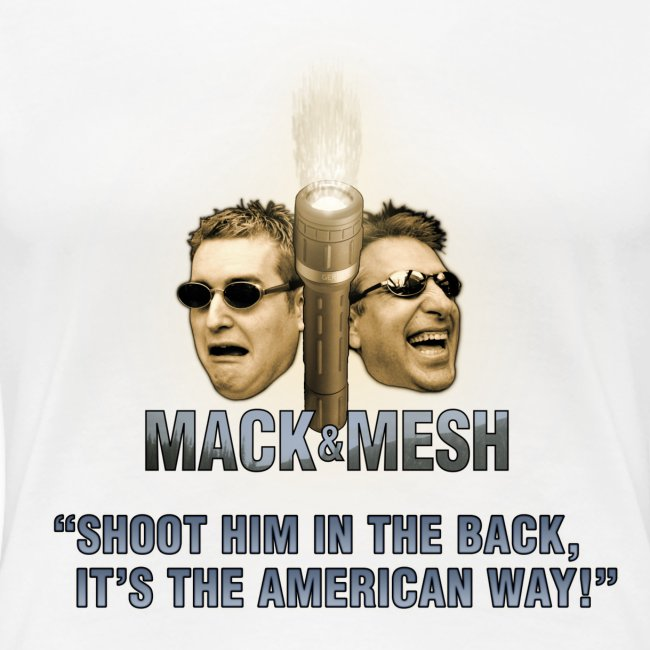 """The American [Girl's] Way!"""
