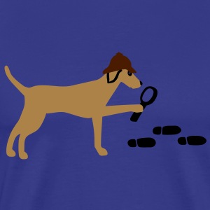 Search-and-rescue dog Camisetas - Camiseta premium hombre