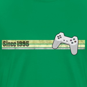 Play Since '95 - Männer Premium T-Shirt