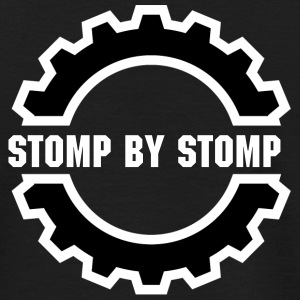 EBM Evolution - Stomp by Stomp - Männer T-Shirt