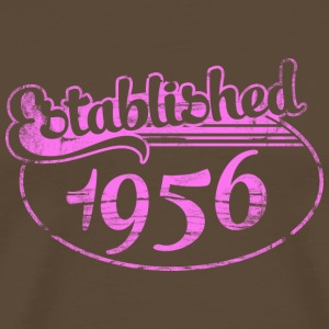 established 1956 dd (fr) Tee shirts - T-shirt Premium Homme
