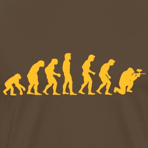 paintball_evolution T-Shirts - Men's Premium T-Shirt