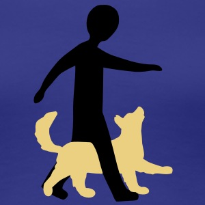 Dog Dancing 1-3 T-Shirts - Women's Premium T-Shirt