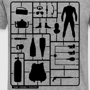 Scuba Kit Assembly Required - Men's Premium T-Shirt