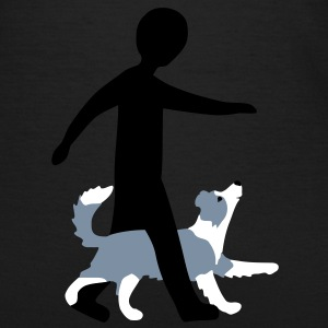 Dog Dancing 3-5 T-shirts - Vrouwen T-shirt