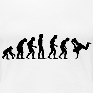 breakdance_evolution Tee shirts - T-shirt Premium Femme