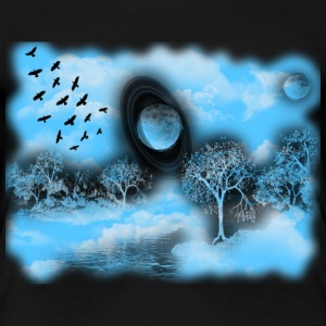 Magical River - Women's Premium T-Shirt