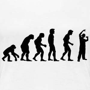 rap_evolution T-Shirts - Frauen Premium T-Shirt