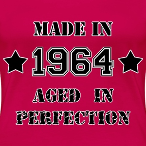 Made in 1964 Tee shirts - T-shirt Premium Femme