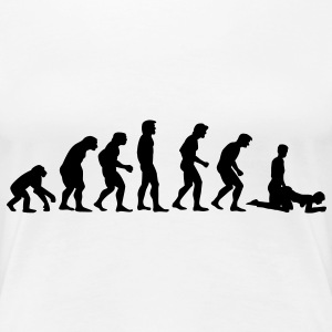 sexy_evolution T-Shirts - Women's Premium T-Shirt