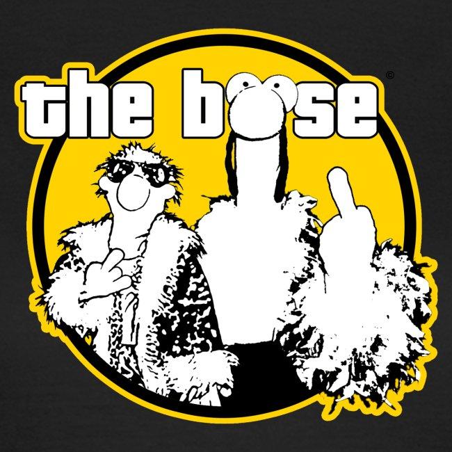 the böse-Logo/yellow