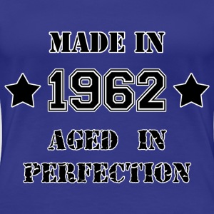 Made in 1962 T-shirt - Maglietta Premium da donna
