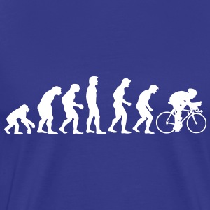 fahrrad_evolution T-Shirts - Men's Premium T-Shirt