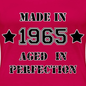 Made in 1965 T-shirt - Maglietta Premium da donna