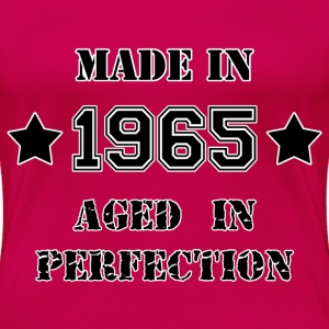 Made in 1965 Tee shirts - T-shirt Premium Femme