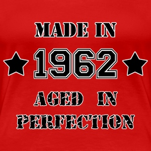 Made in 1962 T-Shirts - Women's Premium T-Shirt