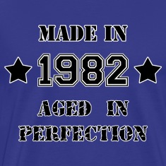 Made in 1982 T-Shirts