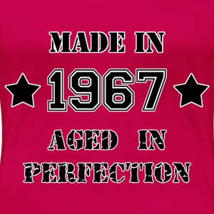 Made in 1967 T-Shirts - Women's Premium T-Shirt