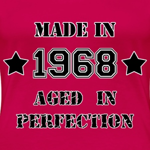 Made in 1968 T-shirt - Maglietta Premium da donna