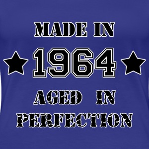 Made in 1964 T-shirt - Maglietta Premium da donna