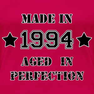Made in 1994 T-shirts - Vrouwen Premium T-shirt