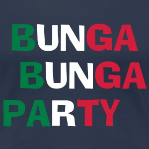 Bunga Bunga Party T-shirts - Vrouwen Premium T-shirt