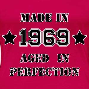 Made in 1969 Tee shirts - T-shirt Premium Femme