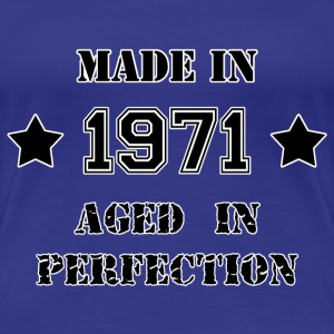 Made in 1971 T-shirt - Maglietta Premium da donna