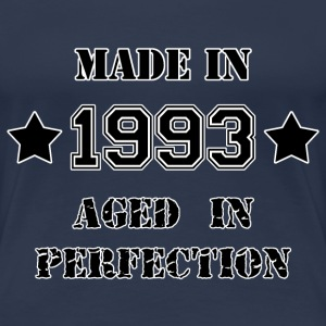 Made in 1993 T-Shirts - Frauen Premium T-Shirt