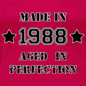 Made in 1988 T-shirt - Maglietta Premium da donna