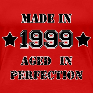 Made in 1999 Tee shirts - T-shirt Premium Femme