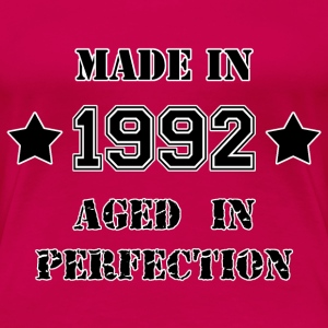 Made in 1992 T-shirt - Maglietta Premium da donna