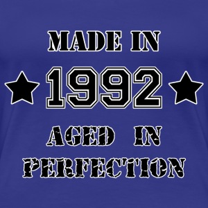 Made in 1992 T-Shirts - Women's Premium T-Shirt