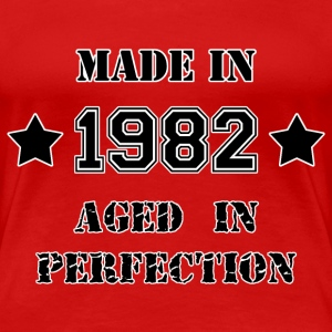 Made in 1982 T-Shirts - Women's Premium T-Shirt