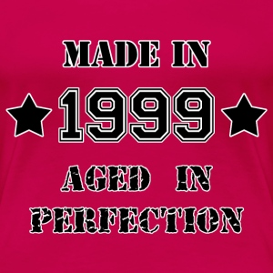 Made in 1999 T-Shirts - Women's Premium T-Shirt
