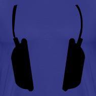 Ontwerp ~ Men Basic Shirt: Jeff Residenza - Headphone