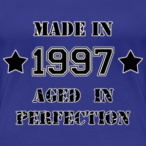 Made in 1997 T-shirts - Vrouwen Premium T-shirt